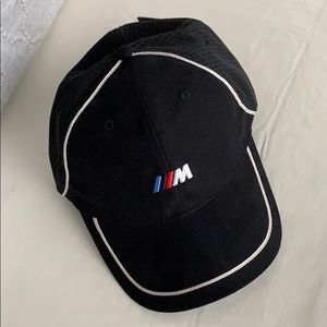 🆕 BMW lifestyle M series cap, black, new with tag